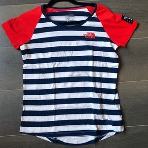 The North Face Striped T-Shirt